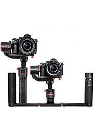 cheap -FEIYU A1000 Single Handheld And Dual Grip Handle 3-Axis Stabilized Gimbal Kit for DSLR Camera 1.7 kg Max Payload 360 Degree Rotation Angle