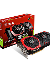 economico -MSI Video Graphics Card GTX1060 8100MHz /  8100MHz6 GB GDDR5
