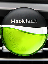 cheap -car air outlet grille perfume  plastic glass automotive air purifier
