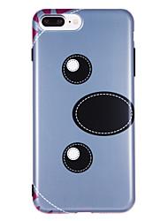 Θήκη Za Apple iPhone X iPhone 8 IMD Uzorak Stražnja maska Životinja Mekano TPU za iPhone X iPhone 8 Plus iPhone 8 iPhone 7 Plus iPhone 7