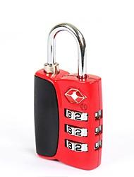 cheap -kebaili luggage cipher padlock 3 digital cipher lock for cupboard/gym & sports locker