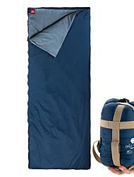 baratos -Naturehike Saco de dormir Ao ar livre 15°C Rectângular Mini Retangular Mini espremendo Viagem para Acampar e Caminhar Primavera / Outono