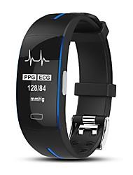 Недорогие -Смарт Часы Израсходовано калорий Педометры Измерение кровяного давления Контроль APP Импульсный трекер Педометр Датчик для отслеживания