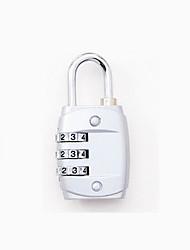 Недорогие -замок с замком для багажа 3 цифровой замок для шкафа / тренажерный зал&спортивный шкафчик / ящик