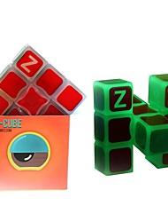 Недорогие -Кубик рубик z-cube Кубик кубика / дискеты Световой световой куб 1*3*3 Спидкуб Кубики-головоломки головоломка Куб Стресс и тревога помощи Товары для офиса Фосфоресцирующий Классика Светится в темноте