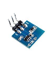 economico -l'interruttore capacitivo del modulo touch key può essere impostato con la modalità dinamica autobloccante ttp223