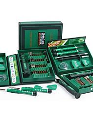 abordables -Laoa précision 38 en 1 outils de réparation kit s2 acier ferramentas pour téléphone psp
