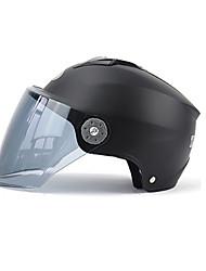 billige -218 Halvhjelm Voksen Unisex Motorcykel hjelm Vindtæt / Åndbart
