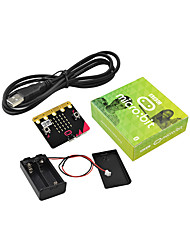 cheap -keyestudio micro bit basic starter kitwith battery holder & usb cablegraphical programming arm bluetooth