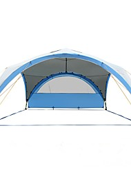 cheap -8 person Canopy Tent Truck Tent Screen Tent Tent Single Camping Tent Outdoor Family Camping Tents Windproof Rain-Proof UPF50+ UV