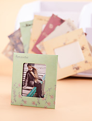 cheap -Holiday / Friends Paper Photo Frames Holiday / Friends 8 pcs All Seasons / Non-personalized