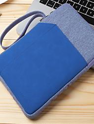 cheap -Case For iPad Mini 4 iPad Mini 3/2/1 iPad 4/3/2 iPad mini 4 Wallet Shockproof Pouch Bag Solid Colored Hard Textile PU Leather for