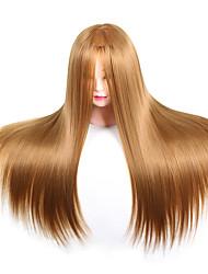 Недорогие -Синтетические волосы Стенды для париков Все для стайлинга Повседневные Классика