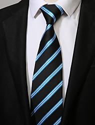 cheap -Men's Work Casual Necktie - Striped