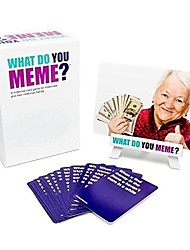 cheap -435 Pieces Adults' Gift What Do You Meme? Adult Party Game