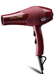 baratos -Factory OEM Secador de cabelo for Homens e Mulheres 110-220V Temperatura Ajustável Regulação da velocidade do vento
