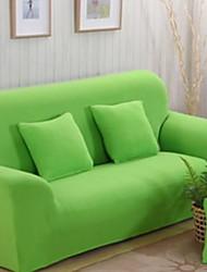 abordables -Moderno Jacquard de Poliéster al 100% Cobertor de Sillón Doble, Simple Un Color Impreso Fundas