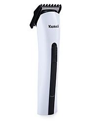 baratos -Kemei Aparador de cabelo for Homens e Mulheres 100-240V Luz de indicador de funcionamento Leve e conveniente Design Portátil