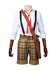 economico -Ispirato da IDOLiSH7 Cosplay Anime Costumi Cosplay Abiti Cosplay Altro Manica lunga Maglietta Pantaloni Calze Borsa Altri accessori Per