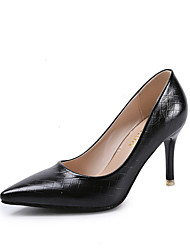 cheap -Women's Shoes Cashmere Summer Comfort Sandals Walking Shoes Flat Heel Round Toe Rivet For Casual Black Beige