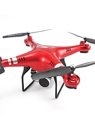 cheap -RC Drone SHR / C SH5H 4CH 6 Axis 2.4G With HD Camera 200W RC Quadcopter Auto-Takeoff / Headless Mode / Access Real-Time Footage RC