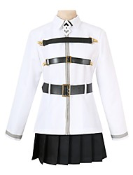 cheap -Inspired by Fate / Grand Order Other Anime Cosplay Costumes Cosplay Suits Other Long Sleeves Top Skirt More Accessories For Men's Women's
