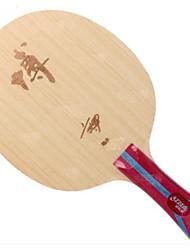 Недорогие -DHS® Hurricane B2-FL Ping Pang/Настольный теннис Ракетки Пригодно для носки Прочный деревянный Углеродное волокно 1