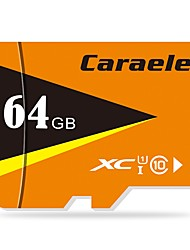 abordables -Caraele 64Go TF carte Micro SD Card carte mémoire Class10 CA-2