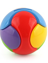 cheap -Puzzle Ball Toy Toy Round Classic Theme Focus Toy / Gift 1pcs