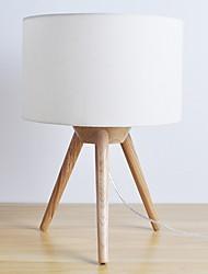 baratos -Tradicional/Clássico Decorativa Luminária de Mesa Para Madeira/Bambu Café