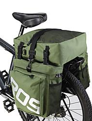 Недорогие -ROSWHEEL 37 L Сумка на багажник велосипеда / Сумка на бока багажника велосипеда Дожденепроницаемый Пригодно для носки Простота установки Велосумка/бардачок полиэстер для печати Нейлон