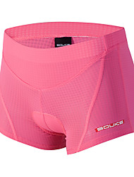 cheap -WEST BIKING® Women's Cycling Under Shorts Bike Shorts / Underwear Shorts / Padded Shorts / Chamois 3D Pad, Quick Dry, Breathable Solid