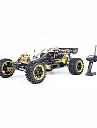 abordables -Coche de radiocontrol  ROVAN Rovan Baja360 2.4G Escalada de coches / Off Road Car / Drift Car 1:5 Combustible 40 km/h KM / H