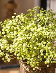 Недорогие -Искусственные Цветы 5 Филиал Свадьба Свадебные цветы Перекати-поле Букеты на стол