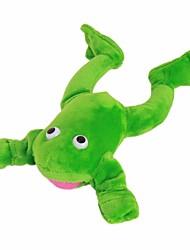 Недорогие -Лягушка Животный принт Мягкие и плюшевые игрушки Животные Милый Подарок 1pcs