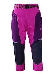 economico -Per donna Pantaloni da escursione Esterno Alpinismo Sci fuoripista Fitness Traspirabilità Pantalone/Sovrapantaloni Attività all'aperto