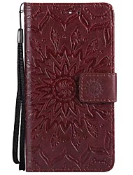 cheap -Case For Sony Xperia XZ Xperia XA Wallet Flip Full Body Cases Solid Color Hard PU Leather for Sony Xperia XZ Sony Xperia XA Sony Xperia X