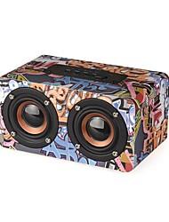 preiswerte -M5 Ministil Bluetooth Bluetooth 4.0 3.5 mm AUX Lautsprecher für Regale Schwarz Tarnfarbe