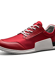 cheap -Men's Shoes Synthetic Microfiber PU PU Spring Summer Comfort Athletic Shoes Walking Shoes Cycling Shoes Hiking Shoes Running Shoes for