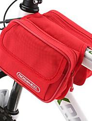 baratos -ROSWHEEL 5L Bolsa para Quadro de Bicicleta / Saco de Tubo Superior Prova-de-Água, Vestível, Resistente ao Choque Bolsa de Bicicleta Terylene / Náilon / Material impermeável Bolsa de Bicicleta Bolsa
