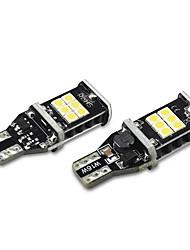 economico -2pcs Lampadine 15W SMD 3030 15 luci esterne For Universali Tutti i modelli Tutti gli anni