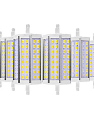 abordables -YWXLIGHT® 6pcs 8W 700-800lm R7S Ampoules Maïs LED 48 Perles LED SMD 5730 Blanc Chaud Blanc Froid 110-130V 220-240V