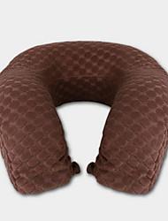 Недорогие -удобный - Высшее качество Запоминающие форму подушки для шеи Полиэфир Пена с памятью Портативные удобный