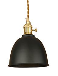 abordables -Lámparas Colgantes Luz Downlight - Antibrillo, Mini Estilo, Protección para los Ojos, 110-120V / 220-240V Bombilla incluida / 5-10㎡ / VDE