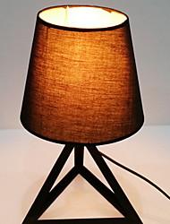 baratos -Tradicional / Clássico Decorativa Luminária de Mesa Para Metal 220-240V Preto