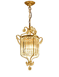 billiga -LightMyself™ Hängande lampor Glödande - Kristall, 110-120V / 220-240V Glödlampa inte inkluderad / 5-10㎡ / E12 / E14