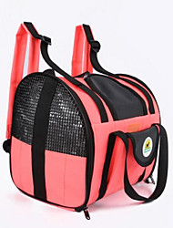 cheap -Dogs Cats Astronaut Capsule Carrier Pet Carrier Foldable Breathable Travel Solid Colored Yellow Red Green