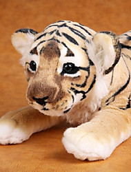 cheap -Animal Tiger Stuffed Animal Plush Toy Comfy Animals Lovely Cotton Gift 1pcs