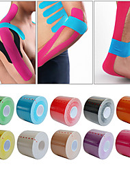 cheap -Non Stretch Support Tape for Leisure Sports / Winter Sports / Fitness Unisex Waterproof / Breathable / Protective Cotton Green / Pink / Light Blue