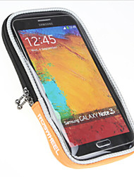 baratos -ROSWHEEL Bolsa Celular 5 polegada Sensível ao Toque, Prova-de-Água Ciclismo para iPhone 8/7/6S/6 / Outros Similares Tamanho Telefones / Zíper á Prova-de-Água